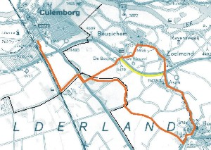 oranje route
